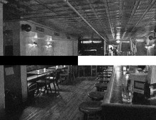 Black and White Bar
